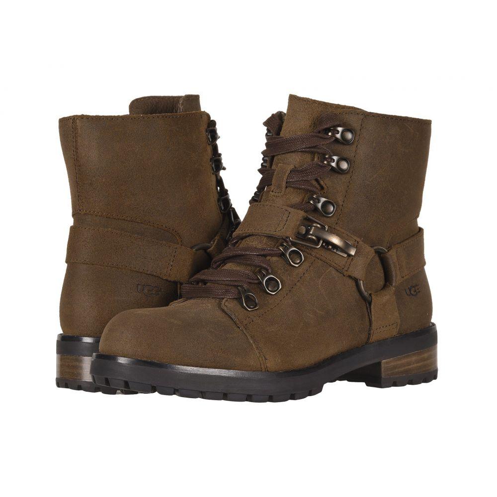 アグ UGG レディース シューズ・靴 ブーツ【Fritzi Lace-Up Boot】Chipmunk
