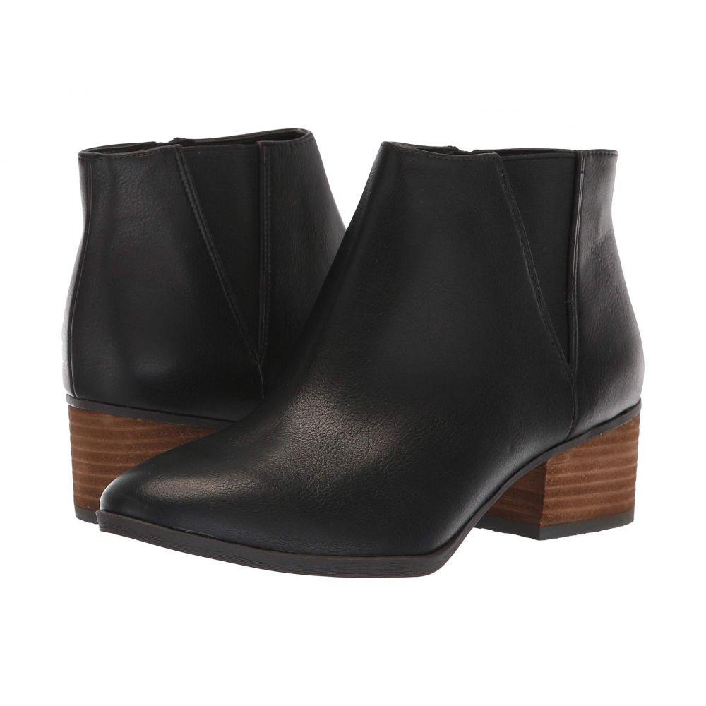 ドクター ショール Dr. Scholl's レディース シューズ・靴 ブーツ【Tumbler】Black Smooth