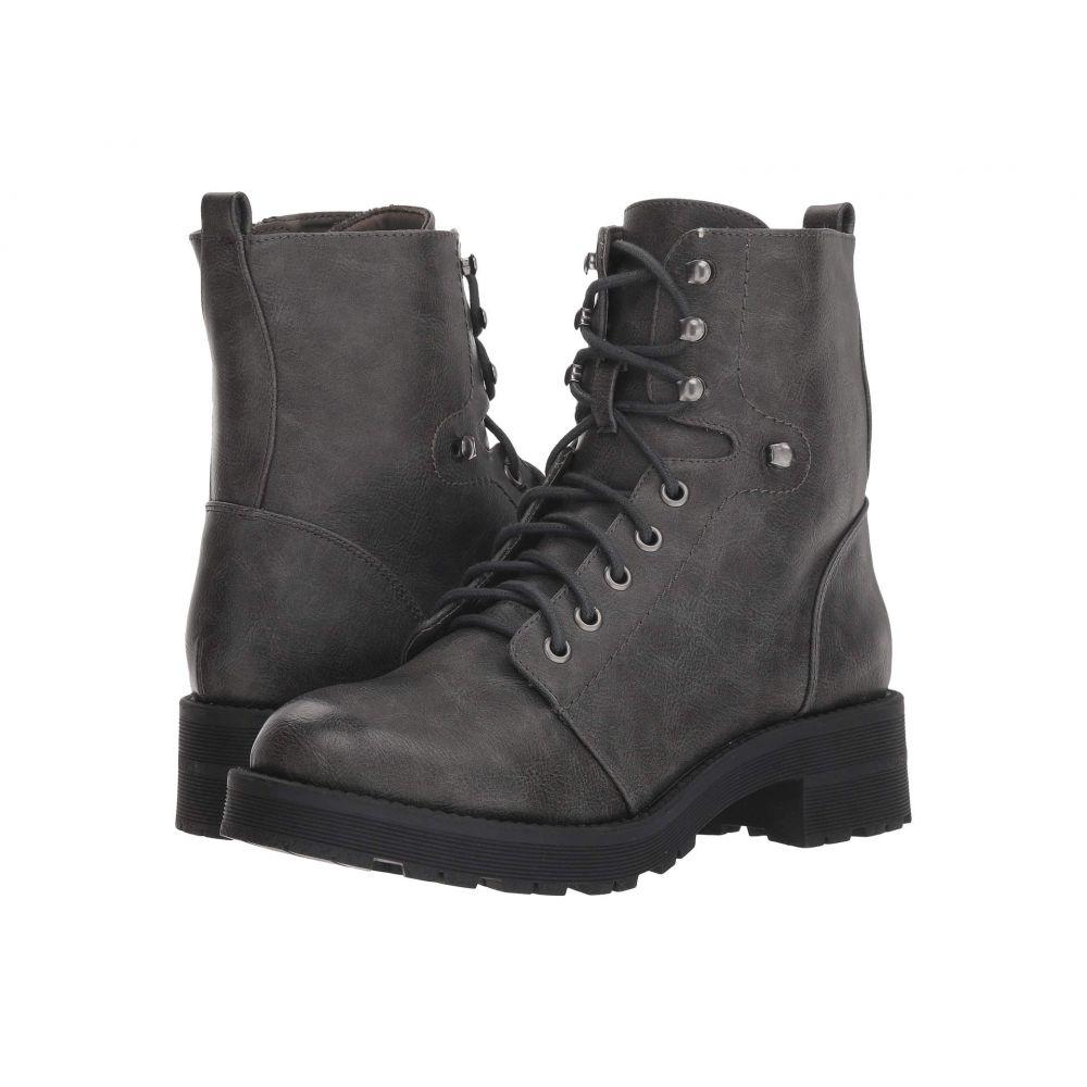 ミア MIA レディース シューズ・靴 ブーツ【Inidigo】Gray