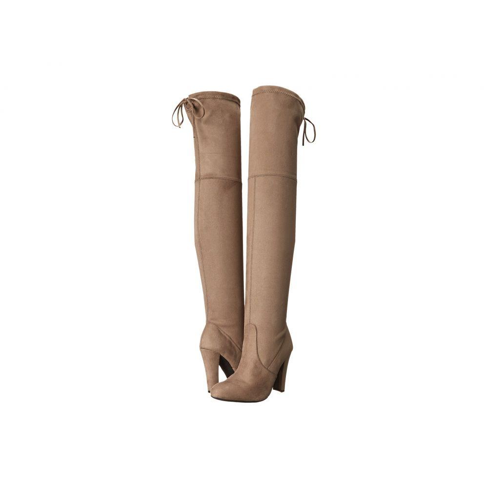 スティーブ マデン Steve Madden レディース シューズ・靴 ブーツ【Gorgeous Knee Boot】Taupe