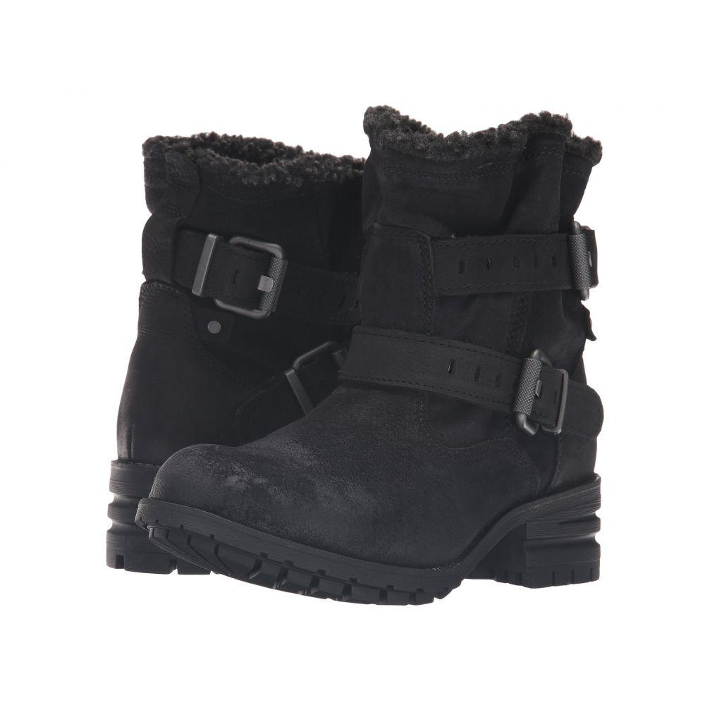 キャピタラー カジュアル Caterpillar Casual レディース シューズ・靴 ブーツ【Jory】Black
