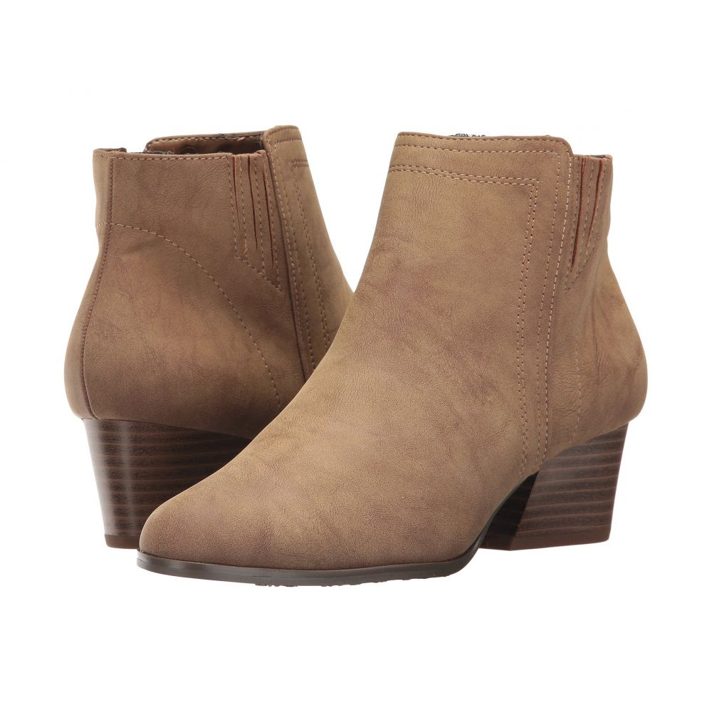 Soft ブーツ【Gleda】Taupe Nubuck シューズ・靴 レディース ソフトスタイル Style