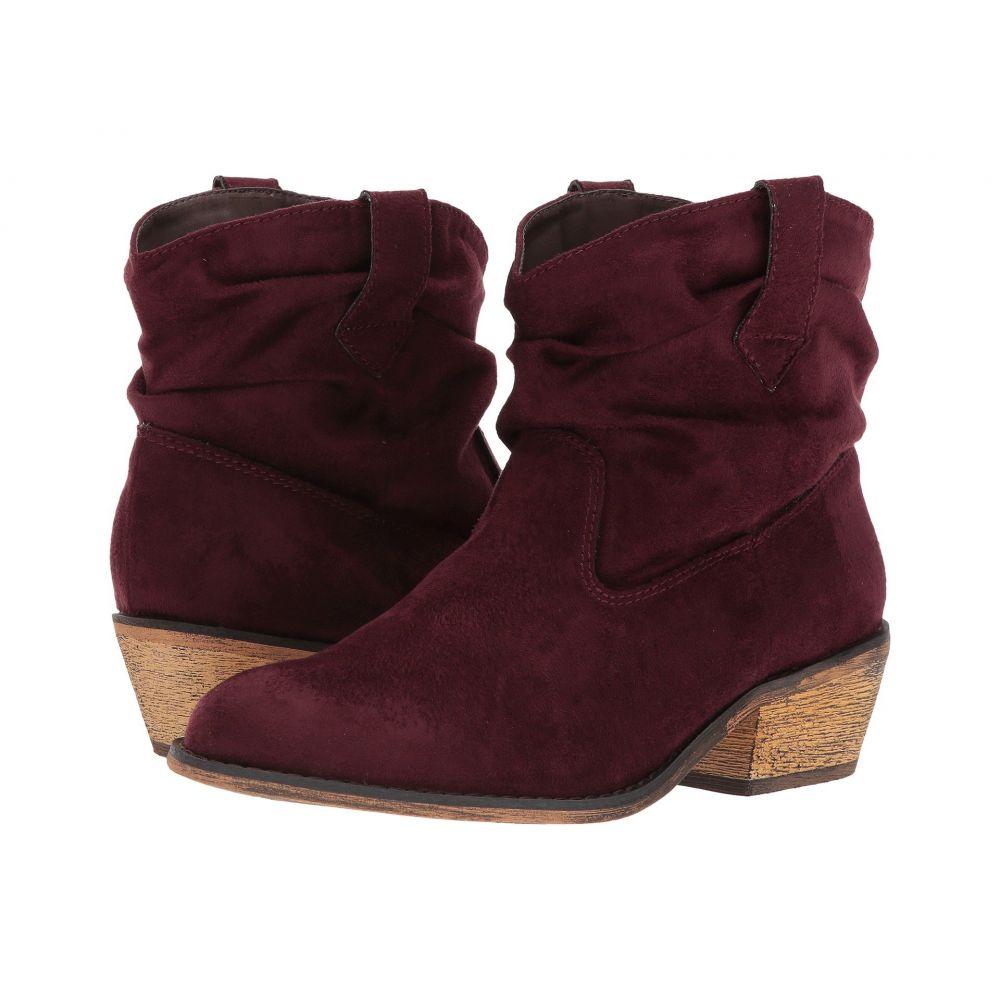 ディンゴ Dingo レディース シューズ・靴 ブーツ【Merlot】Burgundy