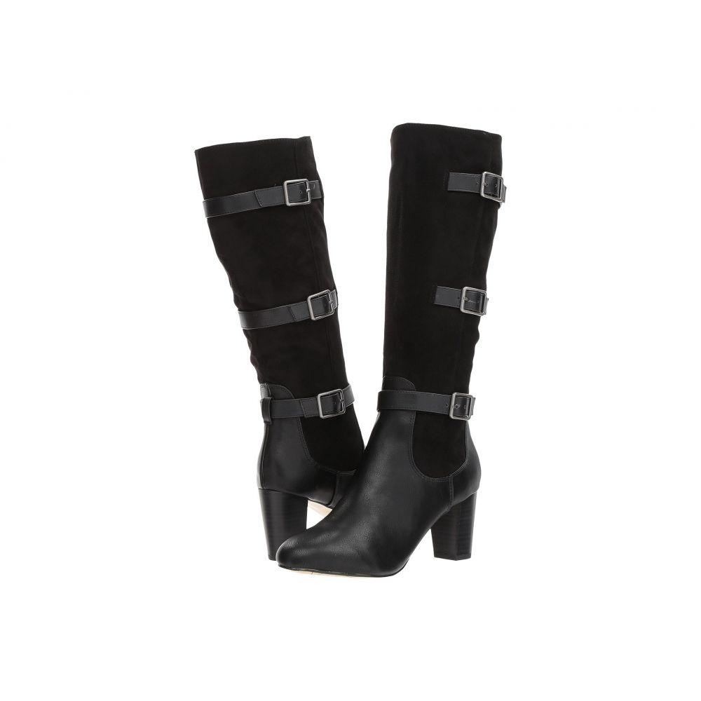 ベラヴィータ Bella-Vita レディース シューズ・靴 ブーツ【Talina II】Black Super Suede