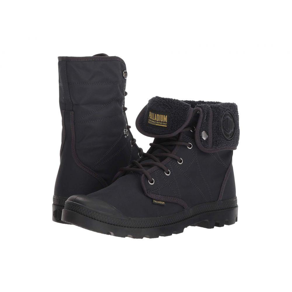 パラディウム Palladium レディース シューズ・靴 ブーツ【Pallabrousse Baggy TX】Anthracite/Black