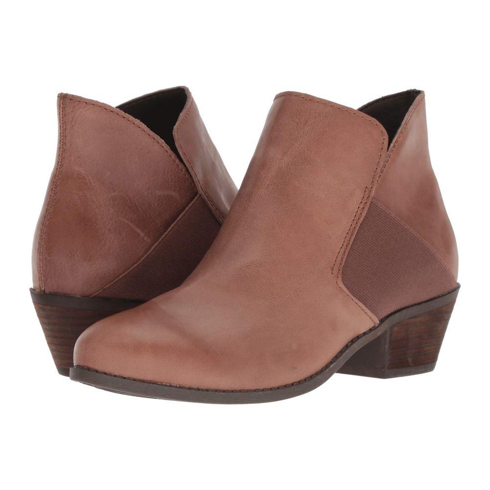 ミートゥー Me Too レディース シューズ・靴 ブーツ【Zada】Luggage Leather