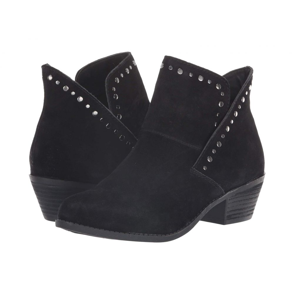 ミートゥー Me Too レディース シューズ・靴 ブーツ【Zane】Black Suede