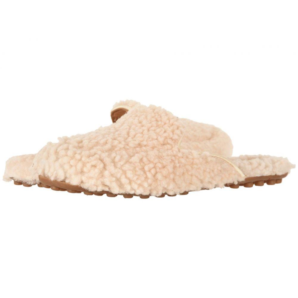 アグ UGG レディース シューズ・靴 ローファー・オックスフォード【Lane Fluff Loafer】Natural