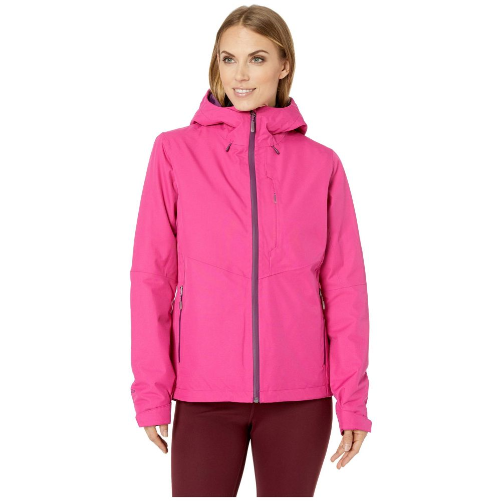 ホワイトシエラ White Sierra レディース スキー・スノーボード アウター【Rubicon Insulated Jacket】Pink Berry