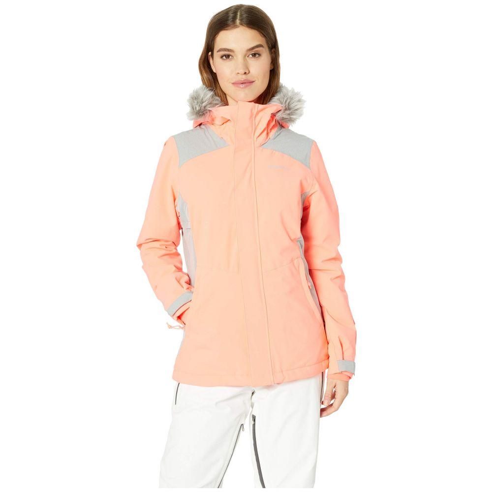 オニール O'Neill レディース Pink スキー・スノーボード Jacket】Neon アウター【Signal オニール Jacket】Neon Tangerine Pink, house BOAT:04318c91 --- sunward.msk.ru