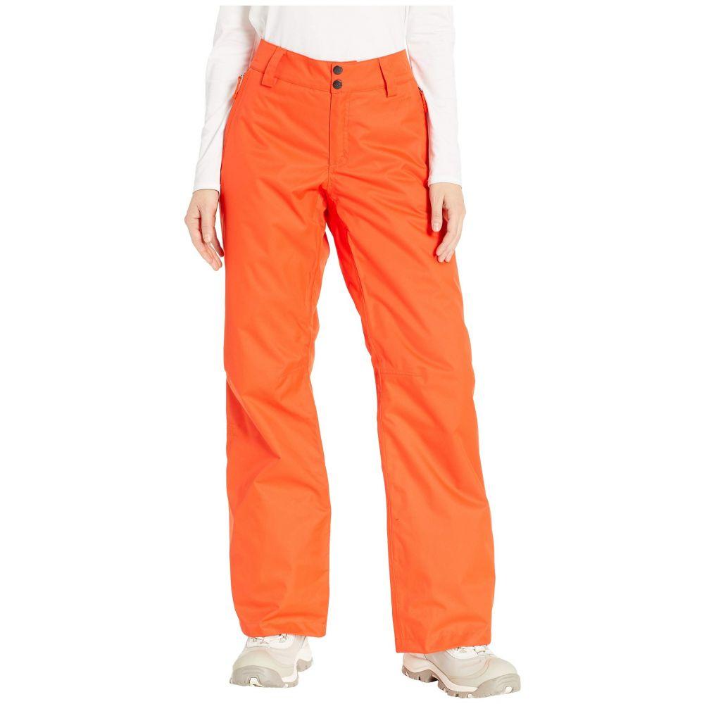 ザ ノースフェイス The North Face レディース スキー・スノーボード ボトムス・パンツ【Sally Pants】Valencia Orange