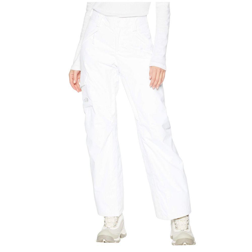 ザ ノースフェイス The North Face レディース スキー・スノーボード ボトムス・パンツ【Freedom Insulated Pants】TNF White