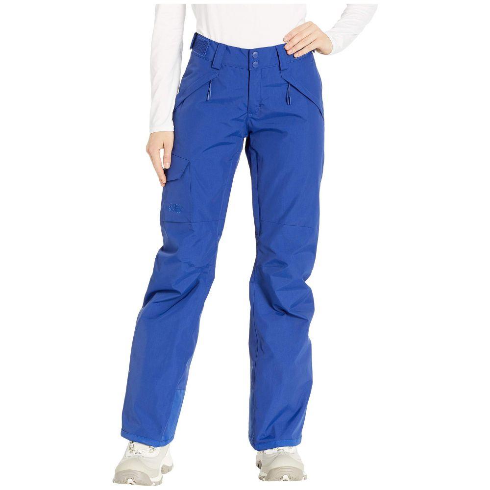 ザ ノースフェイス The North Face レディース スキー・スノーボード ボトムス・パンツ【Freedom Insulated Pants】Sodalite Blue