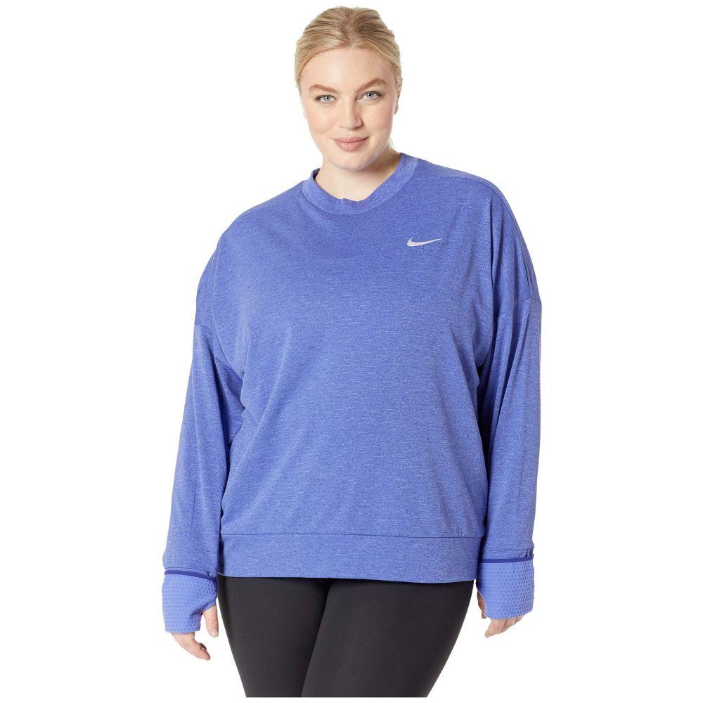 ナイキ Nike レディース トップス【Thermasphere Element Top (Sizes 1X-3X)】Regency Purple/Heather