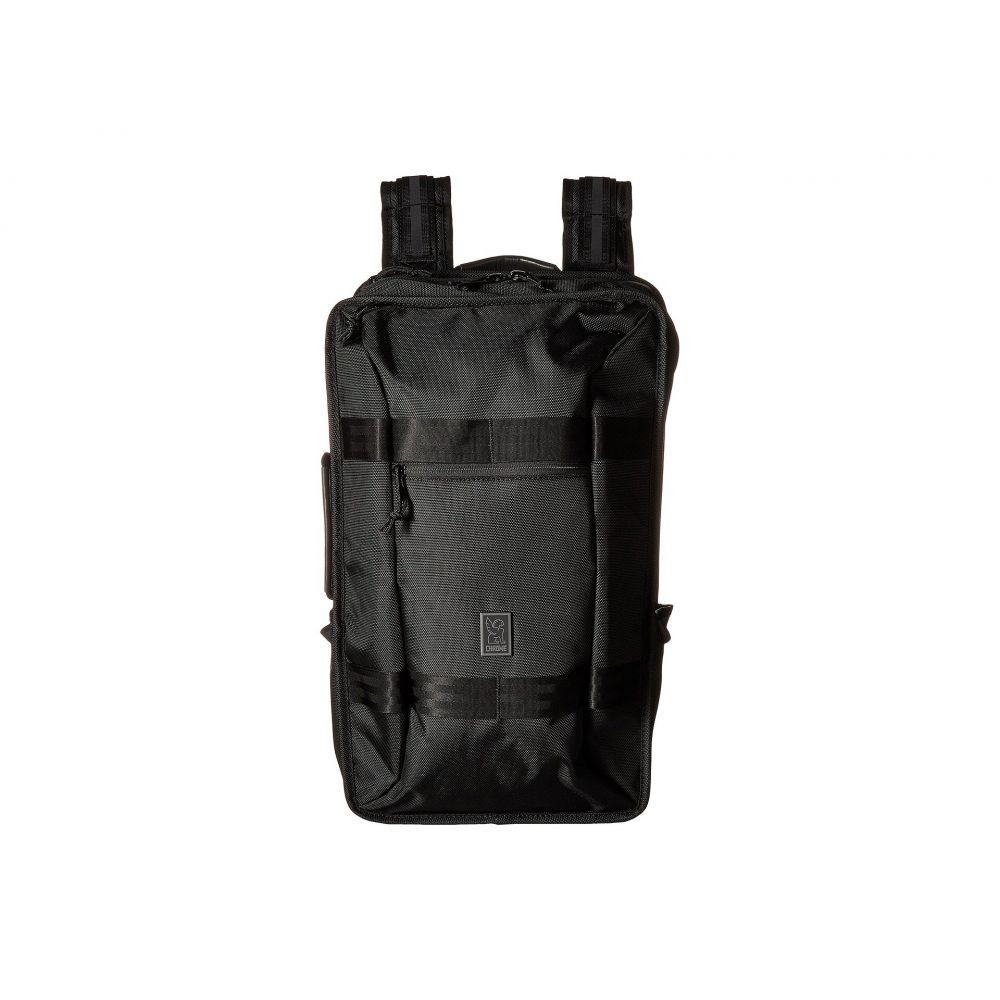 クローム インダストリーズ Chrome メンズ バッグ バックパック・リュック【Hightower Backpack】All Black