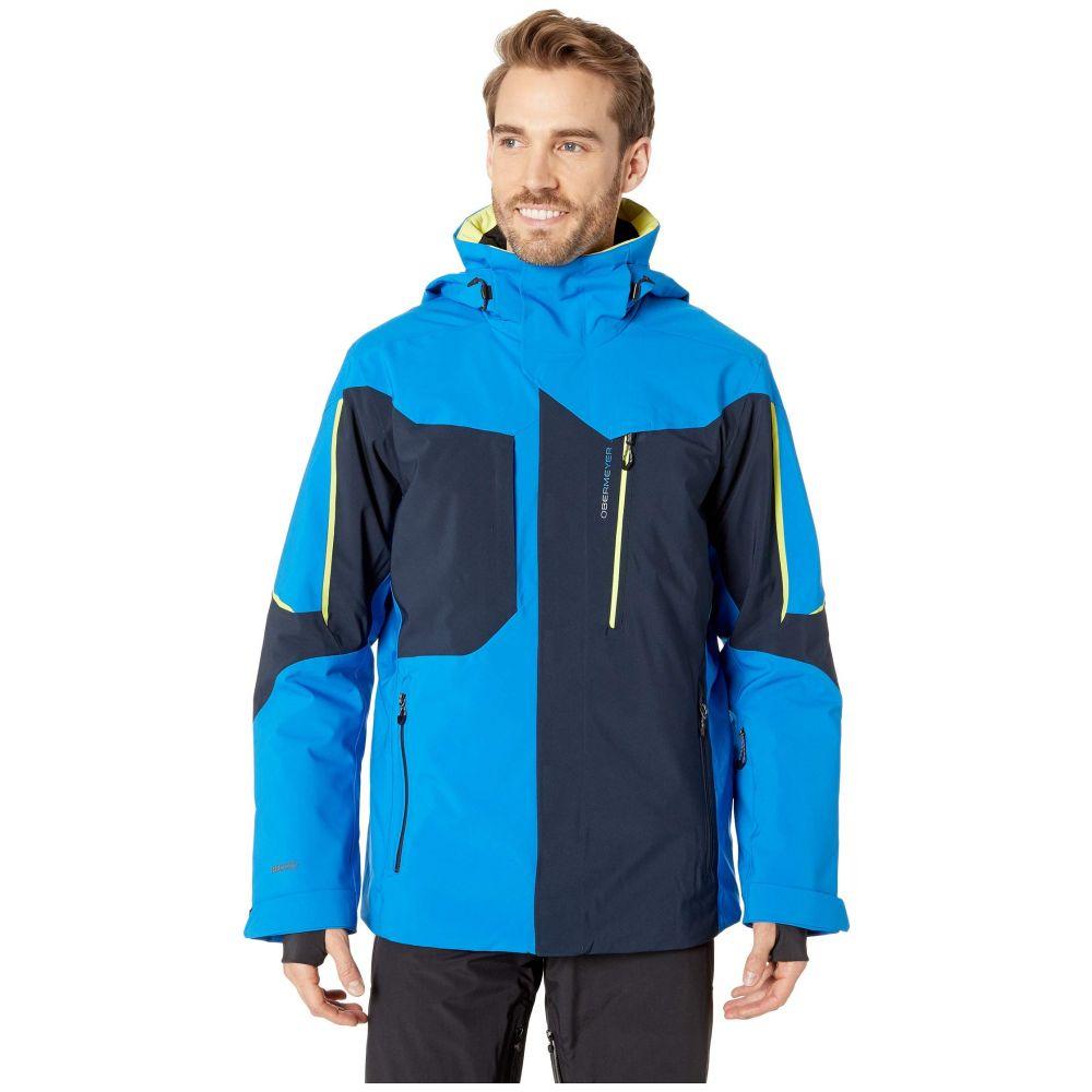 オバマイヤー Obermeyer メンズ スキー・スノーボード アウター【Kenai Jacket】East Wind Blue