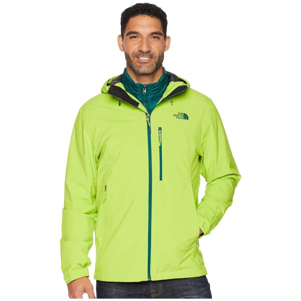ザ ノースフェイス The North Face メンズ スキー・スノーボード アウター【ThermoBall Triclimate Jacket】Lime Green/Lime Green