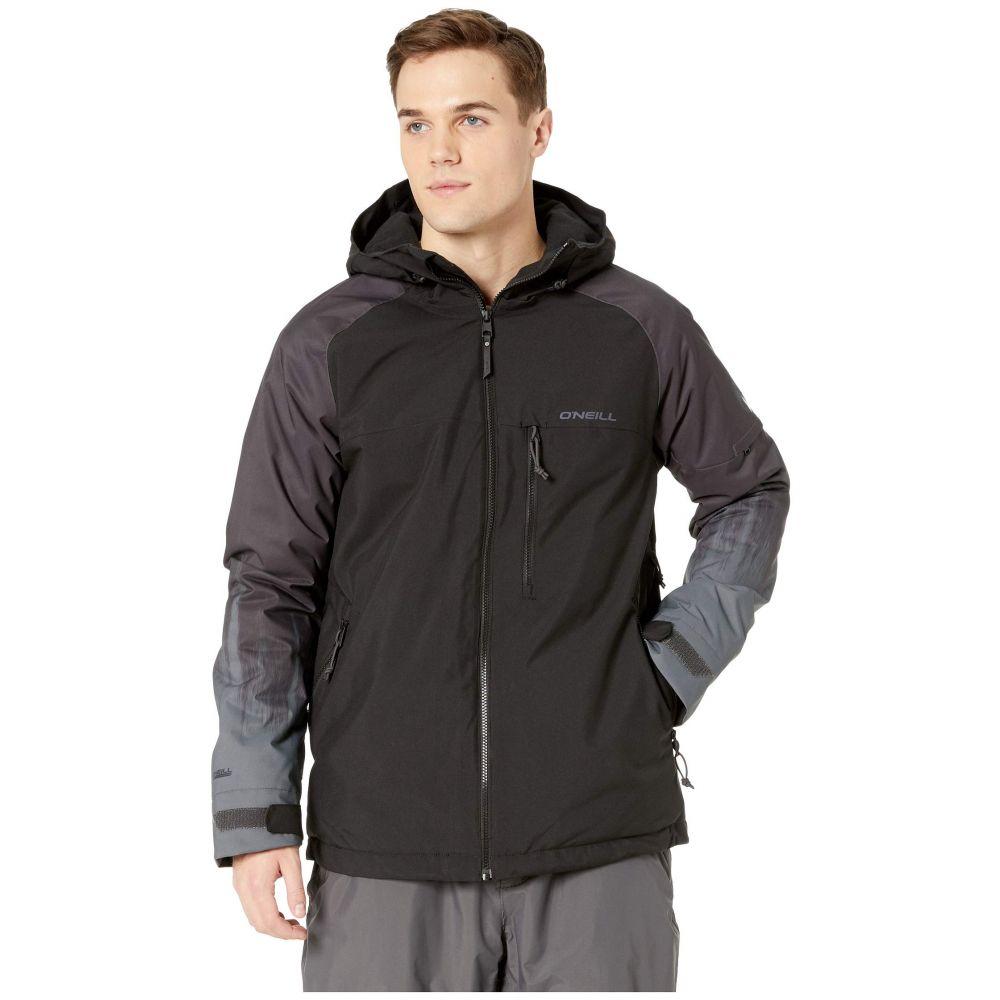 オニール O'Neill メンズ スキー・スノーボード アウター【Dominant Jacket】黒 Out