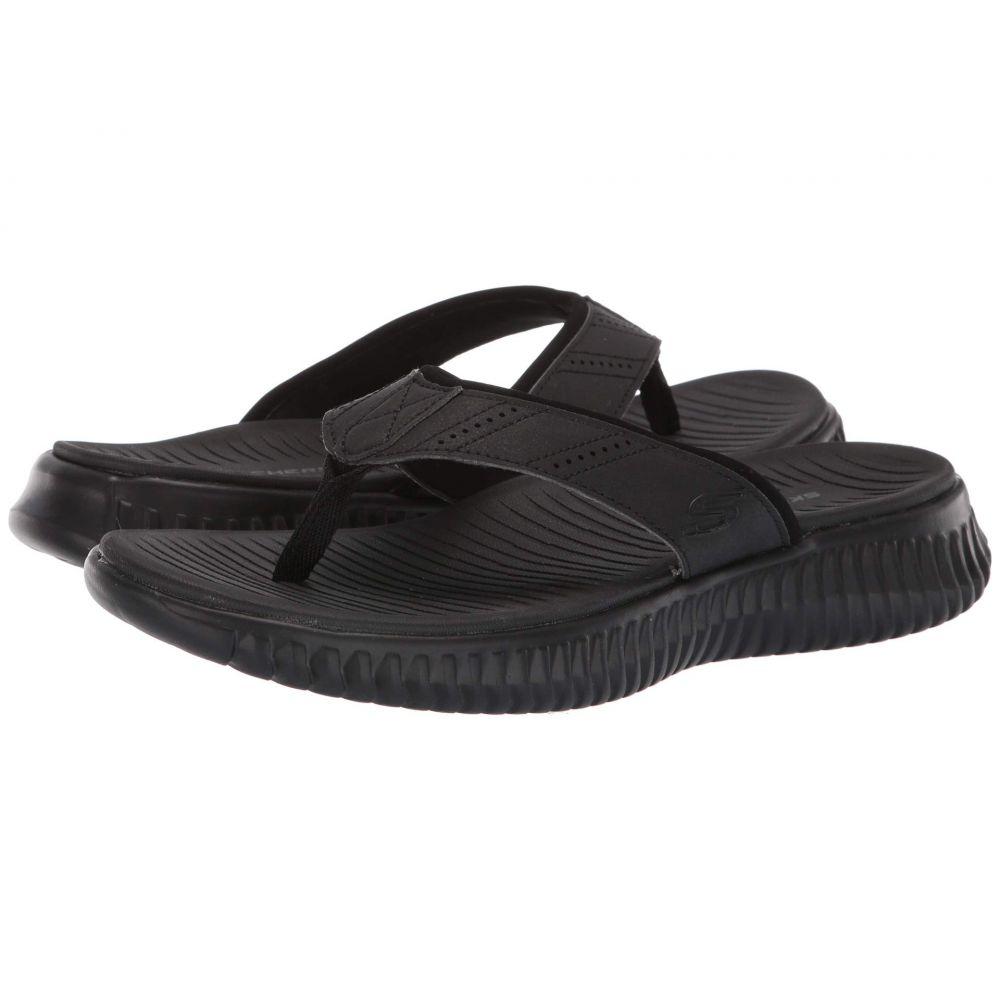 スケッチャーズ SKECHERS メンズ シューズ・靴 ビーチサンダル【Elite Flex Thong】Black/Black