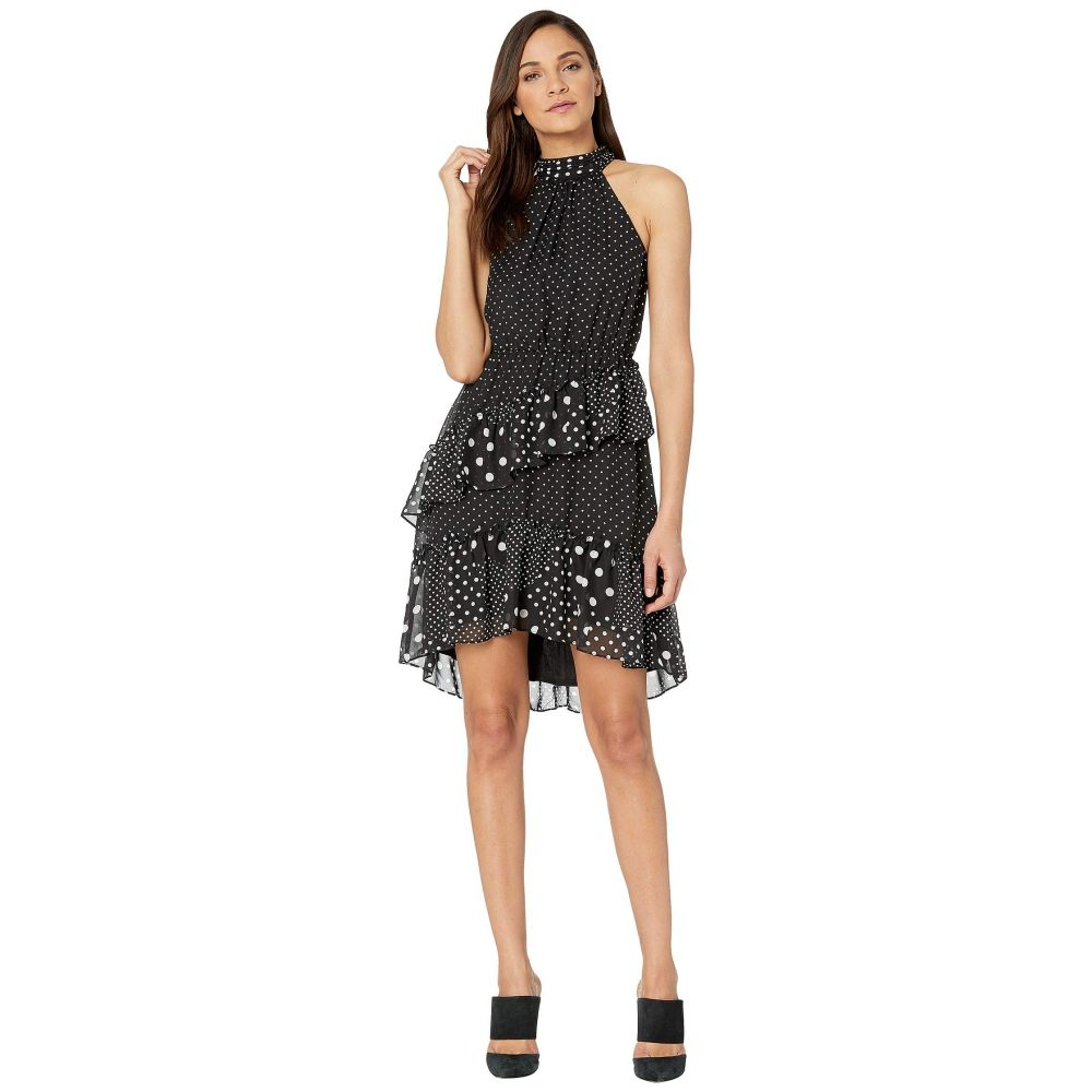 ファッション ベッツィージョンソン ドレス Betsey Johnson Betsey Johnson Womens Black Crochet Lace Scalloped Cocktail Dress 10