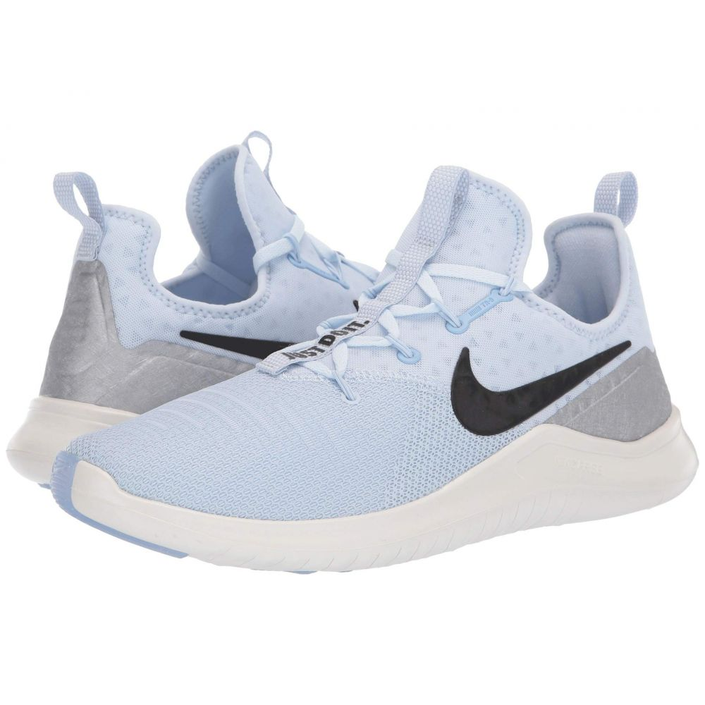 ナイキ Nike レディース シューズ・靴 スニーカー【Free TR 8 Metallic】Half Blue/Black/Aluminum/Sail