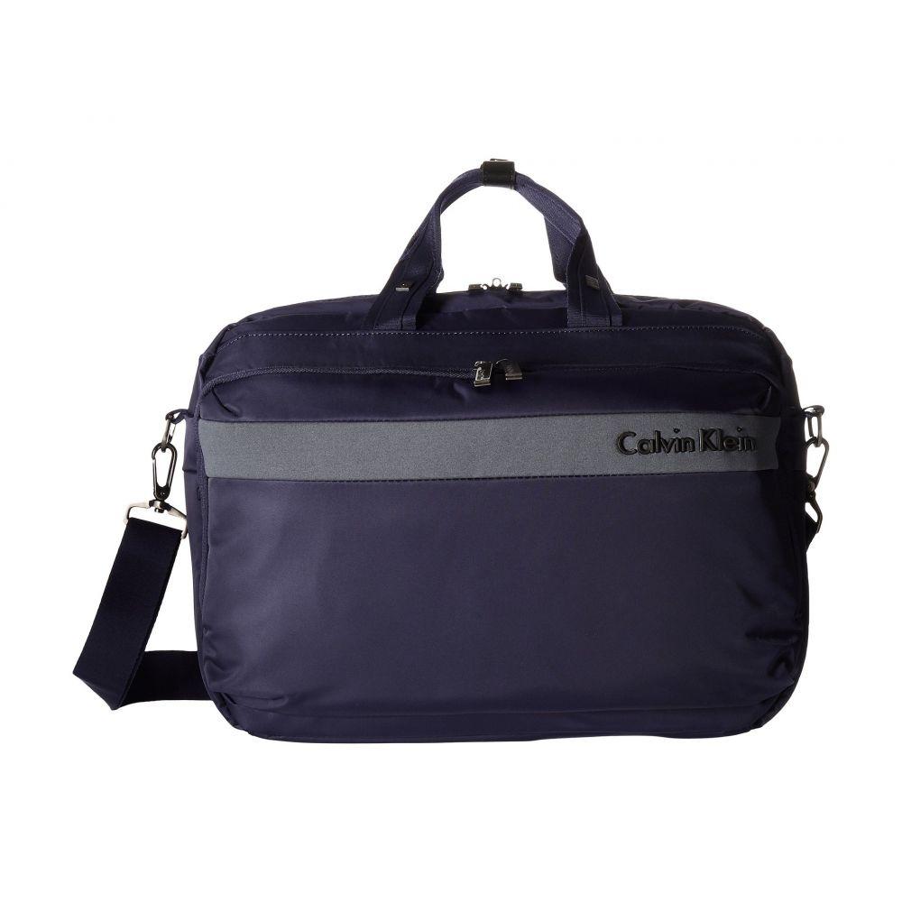 カルバンクライン Calvin Klein メンズ バッグ パソコンバッグ【Flatiron 3.0 Laptop Case】Blue