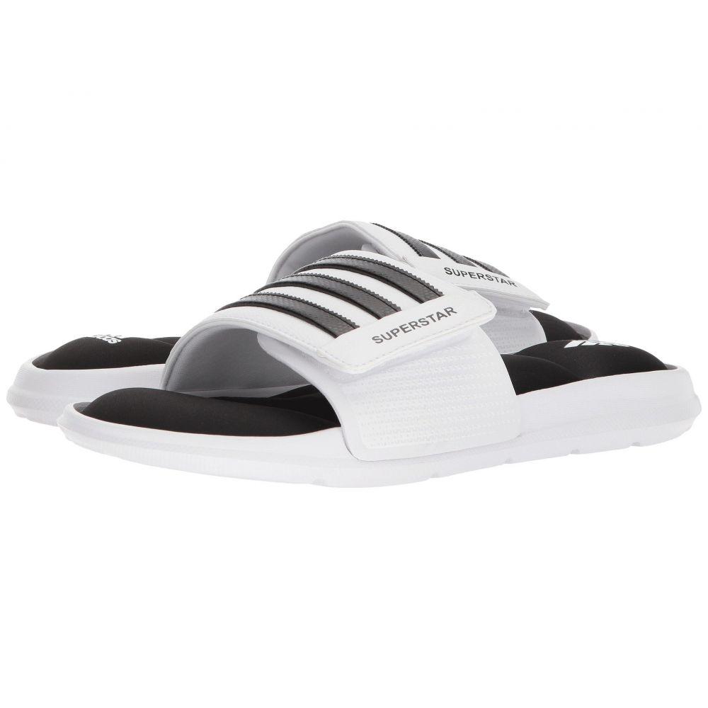 White 【Superstar 5G】 サンダル メンズ Black/ アディダス adidas White/ シューズ・靴