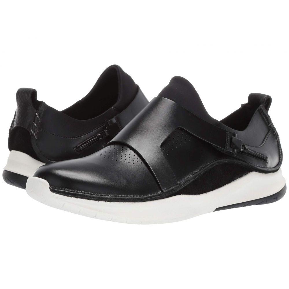 クラークス Clarks メンズ シューズ・靴 スニーカー【Privolution M1】Black Leather