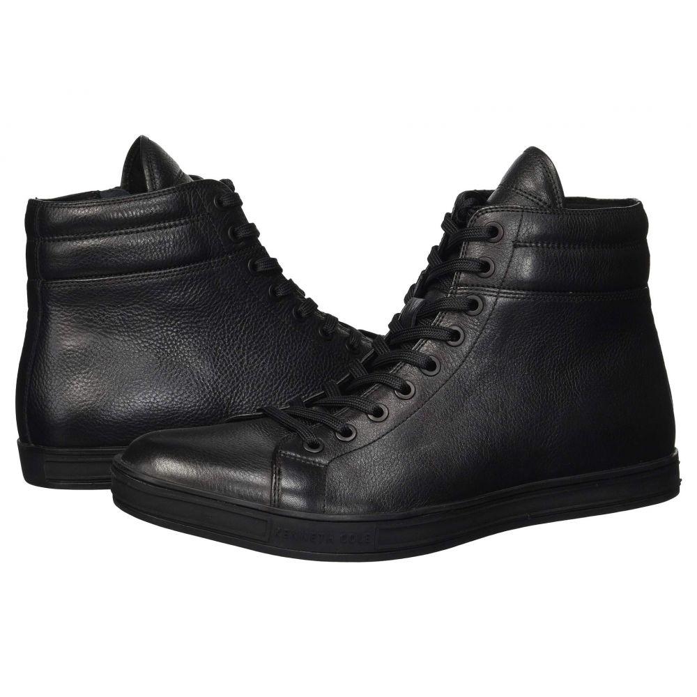 ケネス コール Kenneth Cole New York メンズ シューズ・靴 スニーカー【Brand Sneaker F】Black