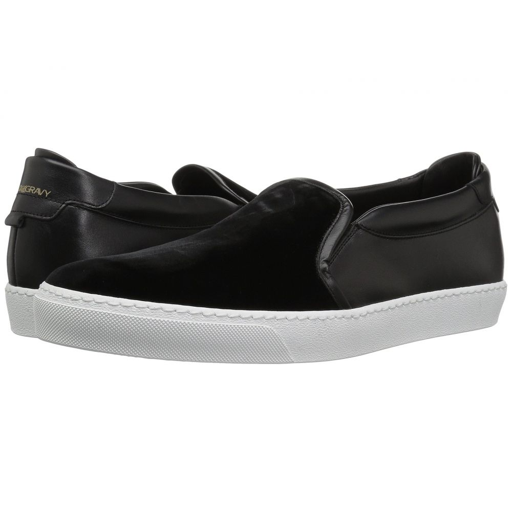 ゴールド&グレイビー Gold & Gravy メンズ シューズ・靴 スニーカー【Ted Velvet Sneaker】Black Velvet