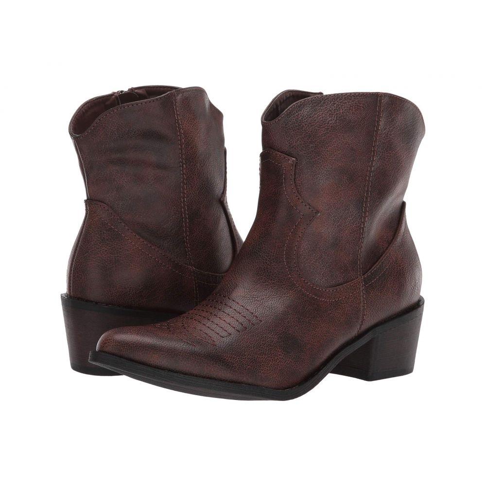ミア MIA レディース シューズ・靴 ブーツ【Esme】Dark Brown