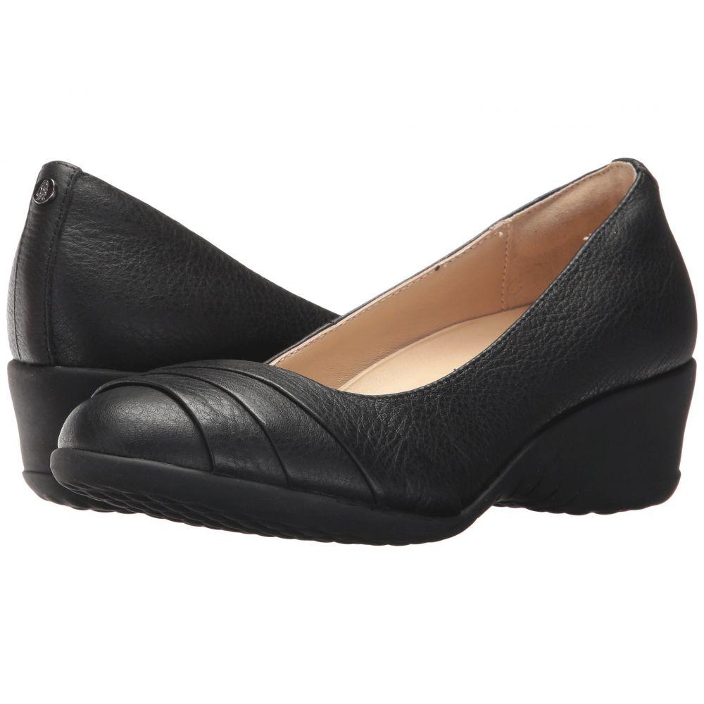 ハッシュパピー Hush Leather シューズ・靴 Puppies ヒール【Jalaina レディース Odell】Black