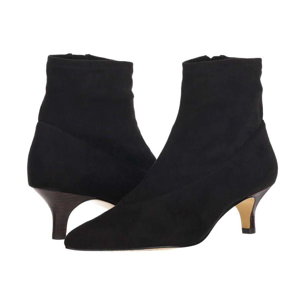 ベラヴィータ Bella-Vita レディース シューズ・靴 ブーツ【Stephanie II】Black Stretch Super Suede