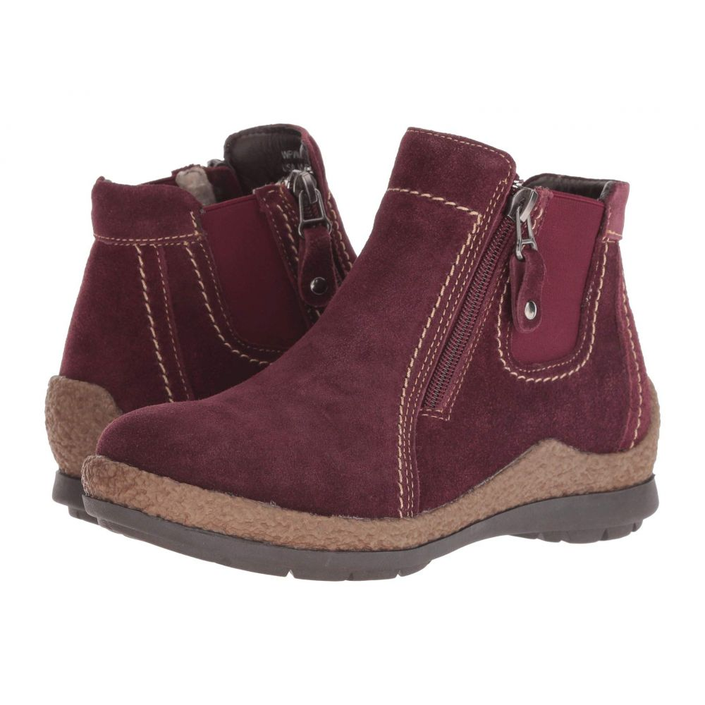 プロペット Propet レディース シューズ・靴 ブーツ【Doretta】Dark Red