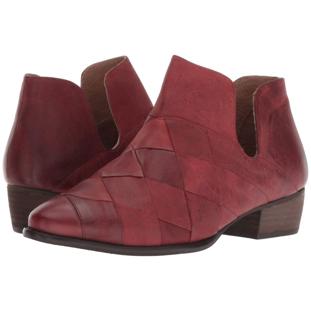 Sea ブーツ【Deep Seychelles Bootie】Red レディース Leather シューズ・靴 セイシェルズ