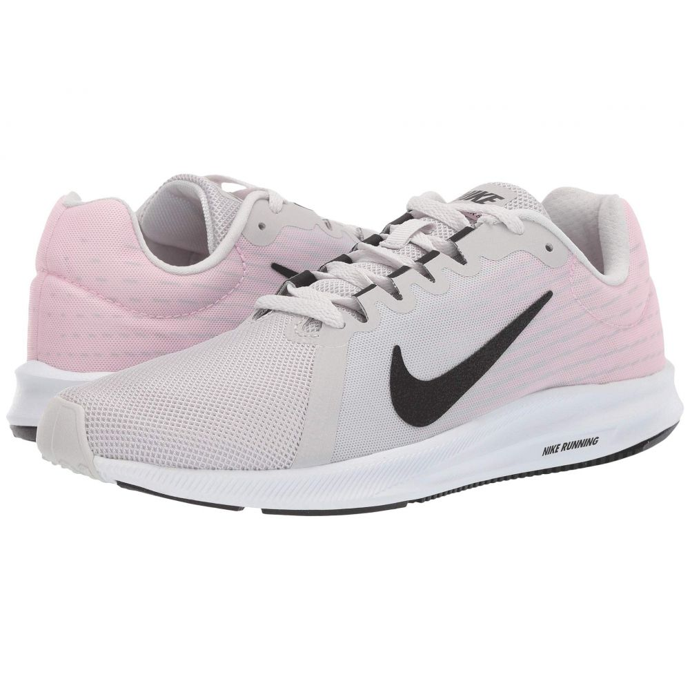 ナイキ Nike レディース ランニング・ウォーキング シューズ・靴【Downshifter 8】Vast Grey/Black/Pink Foam/White