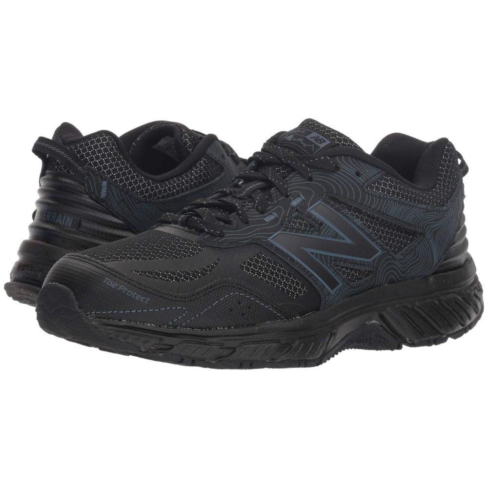 ニューバランス New Balance レディース ランニング・ウォーキング シューズ・靴【510v4】Black/Thunder