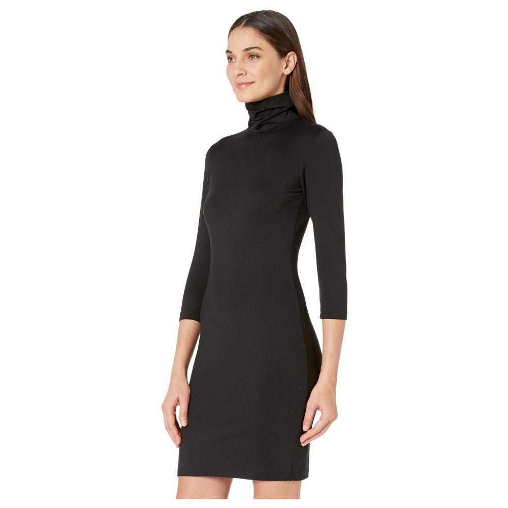 Susana Monaco Womens Turtleneck Mini Dress