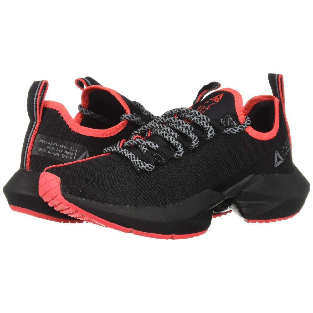 リーボック Reebok レディース ランニング・ウォーキング シューズ・靴【Sole Fury SE】Black/Cold Grey/Neon Red