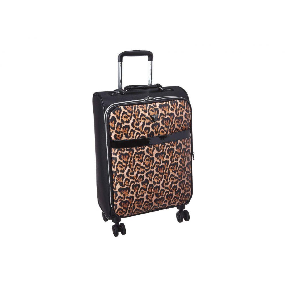 ゲス GUESS レディース Wheeler】Leopard バッグ スーツケース・キャリーバッグ【Chepi - 20 8 8 - Wheeler】Leopard, ペットショップQoonQoon:4da19204 --- sunward.msk.ru