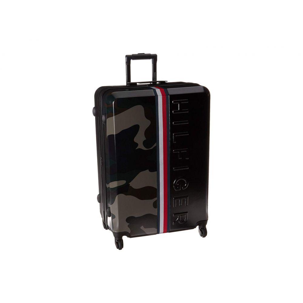 トミー ヒルフィガー Sport バッグ Tommy Hilfiger レディース バッグ スーツケース・キャリーバッグ【Vintage ヒルフィガー Sport 28 Upright Suitcase】Black/Camo, ミツセムラ:50bbed2b --- sunward.msk.ru
