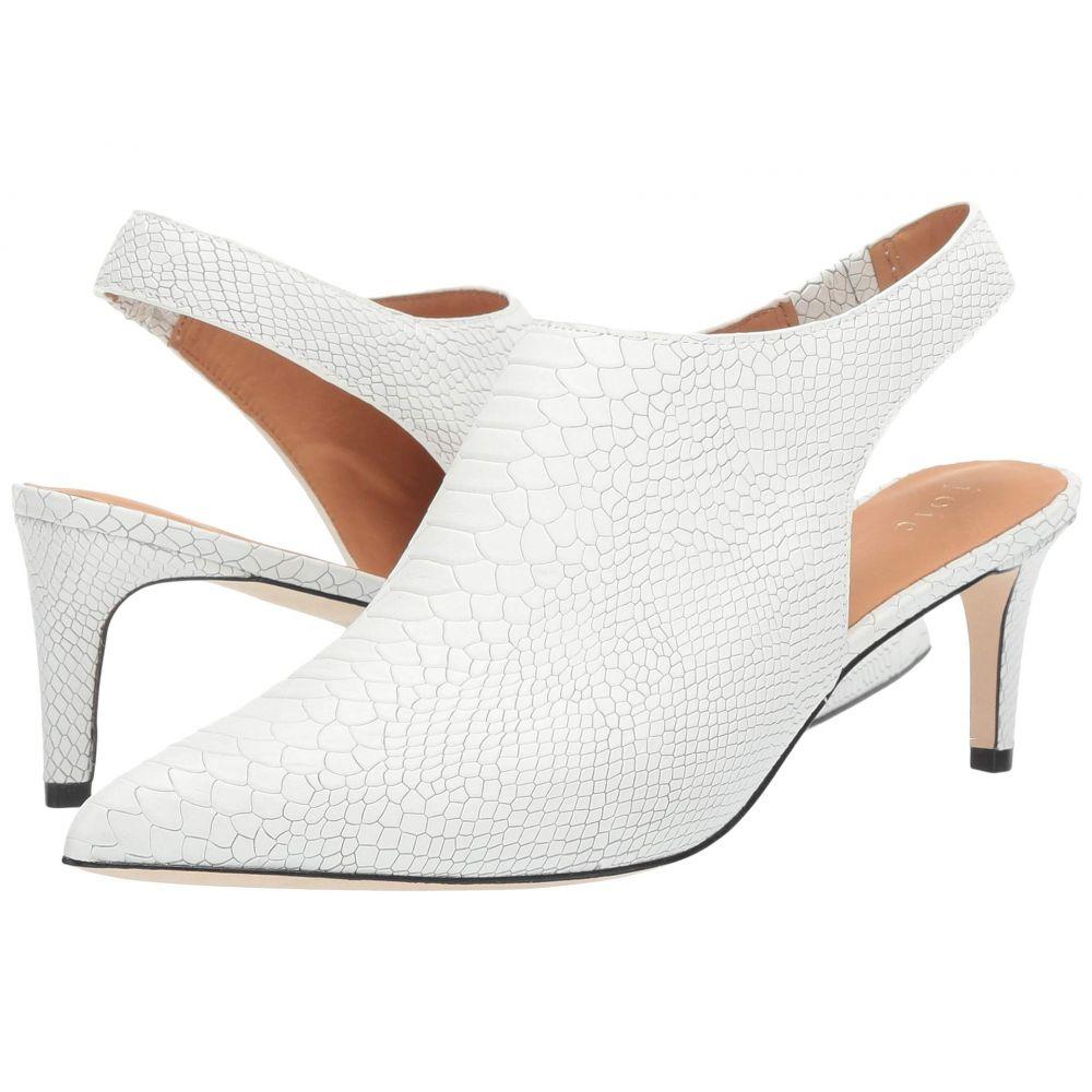 ジョア Joie レディース シューズ・靴 ブーツ【Rines】White Python Stamped Calf