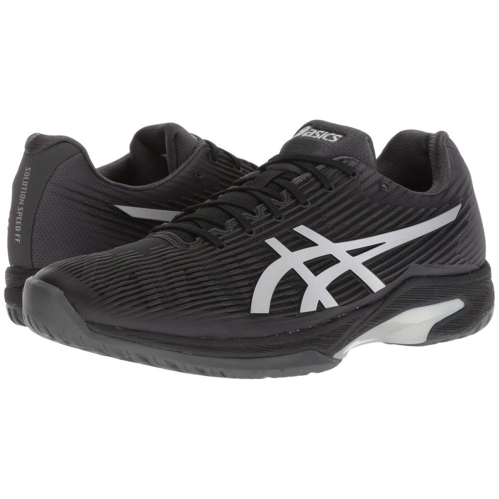 アシックス ASICS メンズ テニス シューズ・靴【Solution Speed FF】Black/Silver