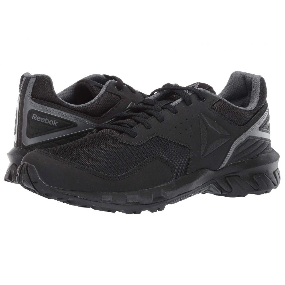リーボック Reebok メンズ ランニング・ウォーキング シューズ・靴【Ridgerider Trail 4.0】Black/Alloy