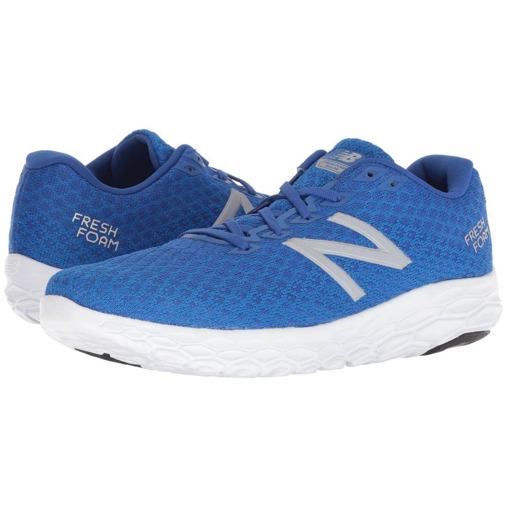 ニューバランス New Balance メンズ ランニング・ウォーキング シューズ・靴【Fresh Foam Beacon】Electric Blue/Team Royal