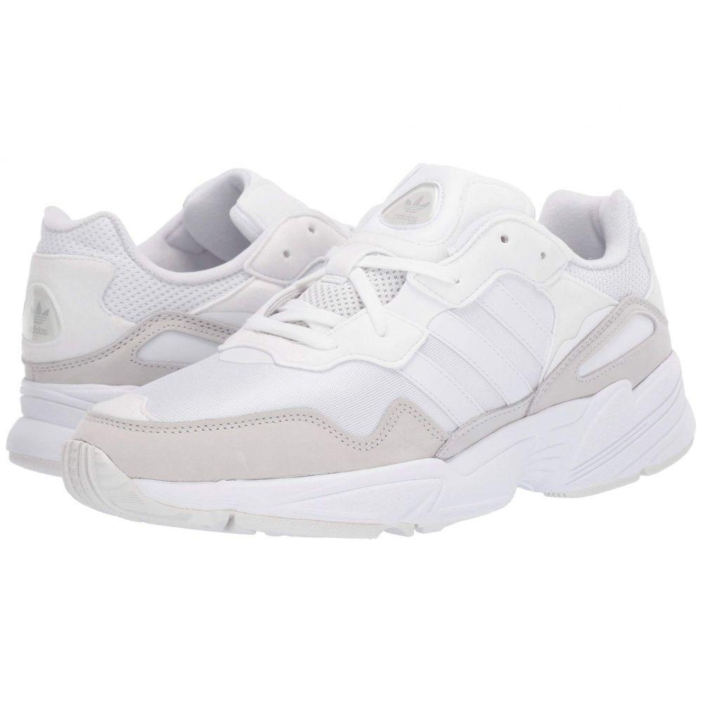 アディダス adidas Originals メンズ シューズ・靴 スニーカー【Yung-96】Footwear White/Footwear White/Grey Two F17