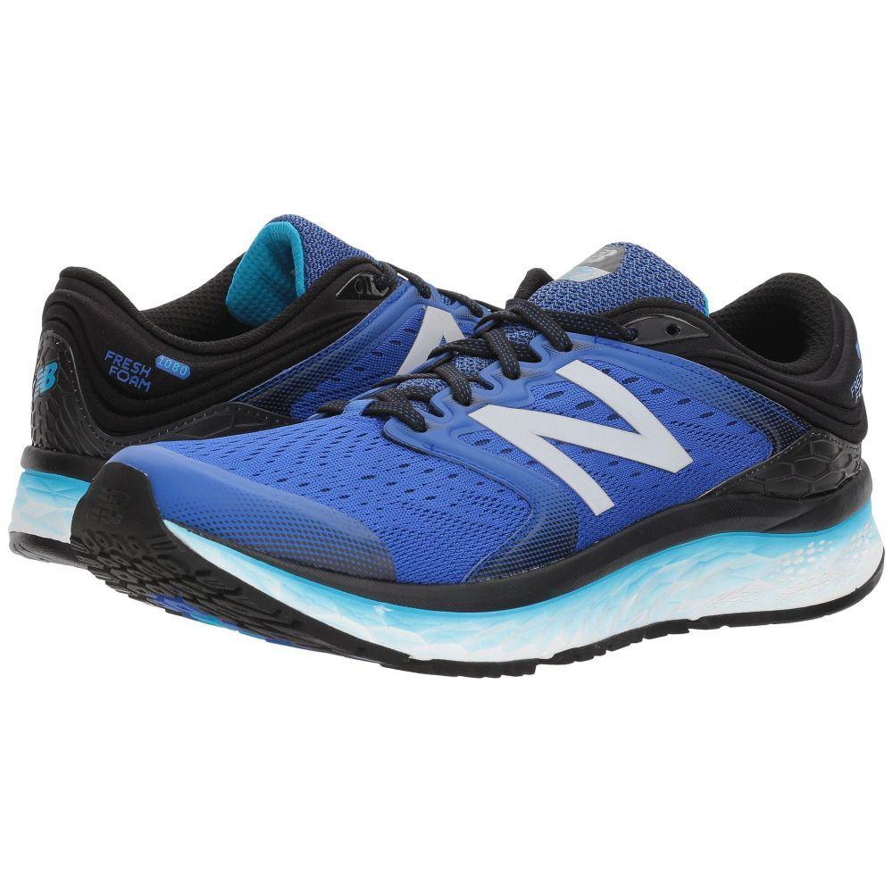 ニューバランス New Balance メンズ ランニング・ウォーキング シューズ・靴【Fresh Foam 1080v8】Pacific/Black/Maldives Blue