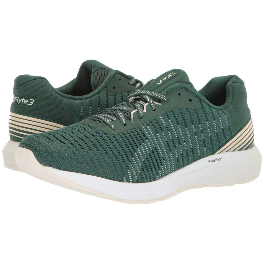 アシックス ASICS メンズ ランニング・ウォーキング シューズ・靴【Dynaflyte 3 Sound】Hunter Green/Cream