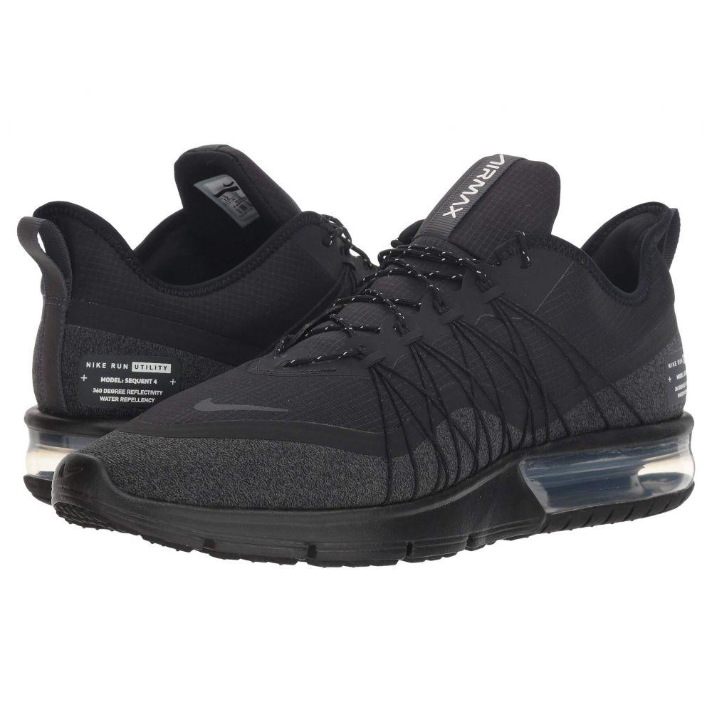 ナイキ Nike メンズ ランニング・ウォーキング シューズ・靴【Air Max Sequent 4 Shield】Black/Anthracite/White