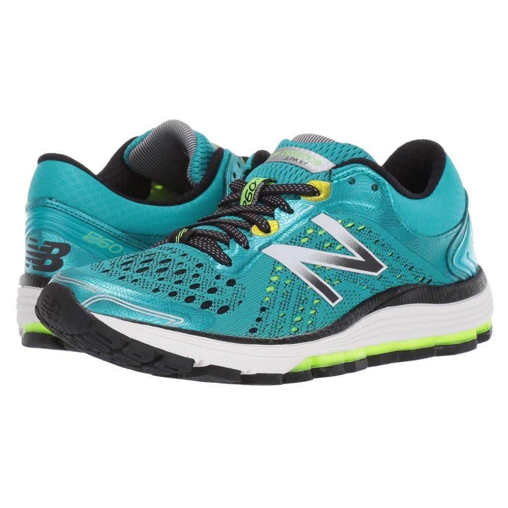 ニューバランス New Balance レディース ランニング・ウォーキング シューズ・靴【1260 V7】Pisces Blue/Lime Glo